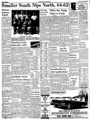 Alton Evening Telegraph from Alton, Illinois on July 18, 1960 · Page 14