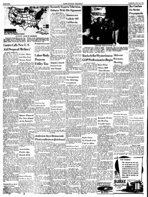 Alton Evening Telegraph from Alton, Illinois on July 19, 1960 · Page 2