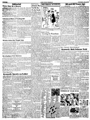 Alton Evening Telegraph from Alton, Illinois on July 20, 1960 · Page 4