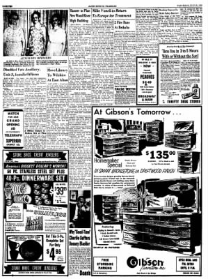 Alton Evening Telegraph from Alton, Illinois on July 20, 1960 · Page 9