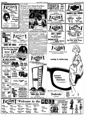 Alton Evening Telegraph from Alton, Illinois on July 21, 1960 · Page 16
