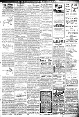 The Algona Republican from Algona, Iowa on May 27, 1896 · Page 3