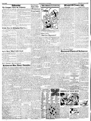 Alton Evening Telegraph from Alton, Illinois on August 1, 1960 · Page 4