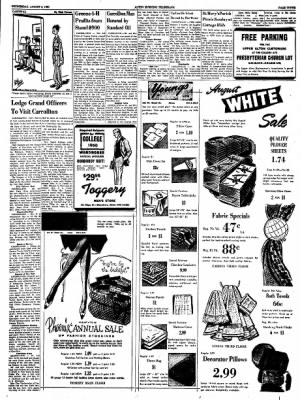 Alton Evening Telegraph from Alton, Illinois on August 3, 1960 · Page 3