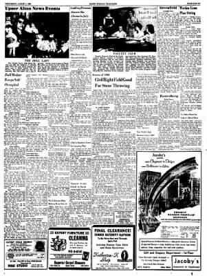 Alton Evening Telegraph from Alton, Illinois on August 3, 1960 · Page 11