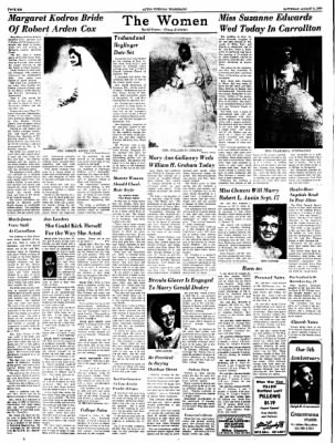 Alton Evening Telegraph from Alton, Illinois on August 6, 1960 · Page 6
