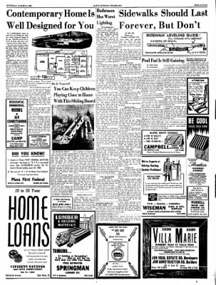 Alton Evening Telegraph from Alton, Illinois on August 6, 1960 · Page 11