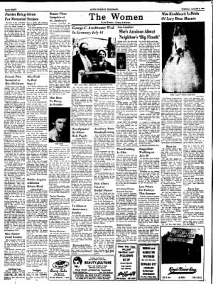 Alton Evening Telegraph from Alton, Illinois on August 9, 1960 · Page 8