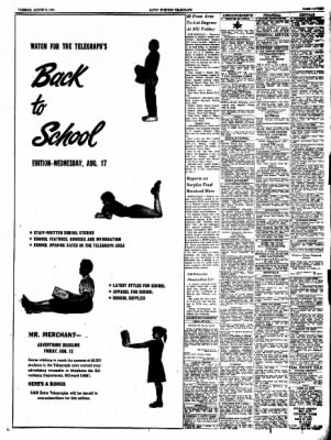 Alton Evening Telegraph from Alton, Illinois on August 9, 1960 · Page 15