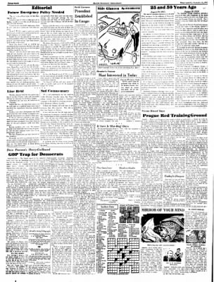 Alton Evening Telegraph from Alton, Illinois on August 10, 1960 · Page 4