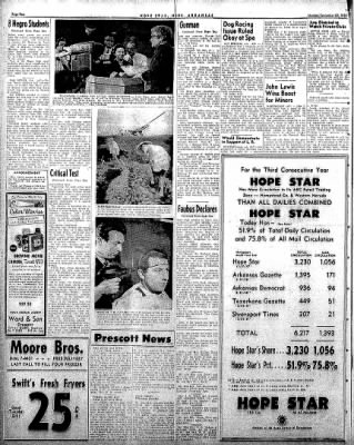 Hope Star from Hope, Arkansas on September 22, 1958 · Page 2