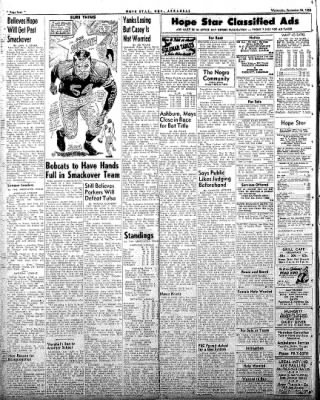 Hope Star from Hope, Arkansas on September 24, 1958 · Page 4