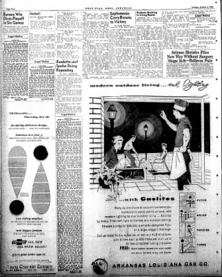 Hope Star from Hope, Arkansas on October 6, 1958 · Page 2