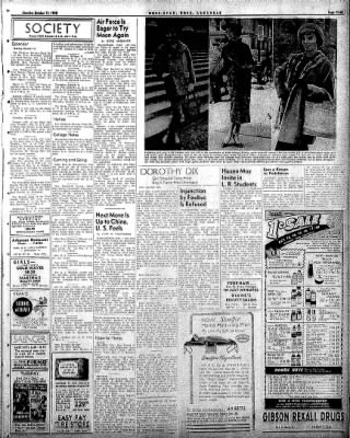 Hope Star from Hope, Arkansas on October 13, 1958 · Page 3