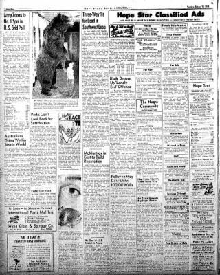 Hope Star from Hope, Arkansas on October 14, 1958 · Page 4
