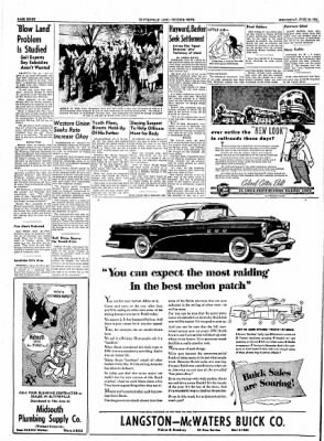The Courier News from Blytheville, Arkansas on June 16, 1954 · Page 8