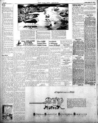 Hope Star from Hope, Arkansas on October 20, 1958 · Page 6