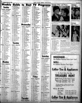 Hope Star from Hope, Arkansas on October 25, 1958 · Page 3