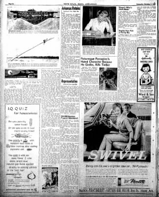 Hope Star from Hope, Arkansas on November 5, 1958 · Page 6