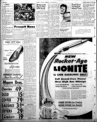 Hope Star from Hope, Arkansas on November 11, 1958 · Page 2