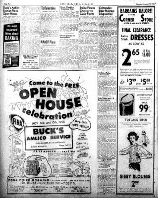 Hope Star from Hope, Arkansas on November 13, 1958 · Page 2