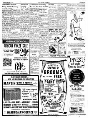 Alton Evening Telegraph from Alton, Illinois on June 5, 1963 · Page 11