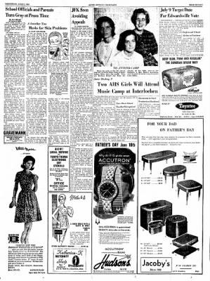 Alton Evening Telegraph from Alton, Illinois on June 5, 1963 · Page 15