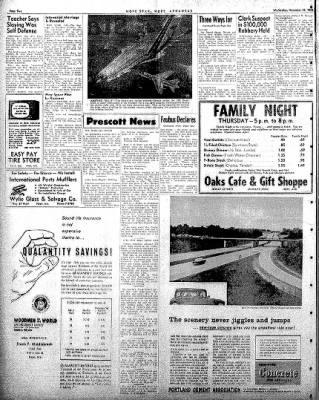 Hope Star from Hope, Arkansas on November 19, 1958 · Page 2