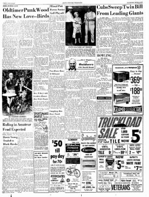 Alton Evening Telegraph from Alton, Illinois on June 6, 1963 · Page 36