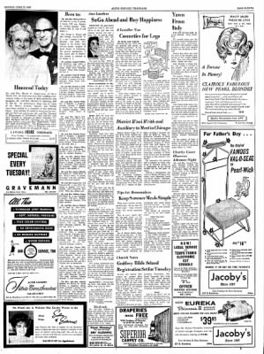 Alton Evening Telegraph from Alton, Illinois on June 10, 1963 · Page 11