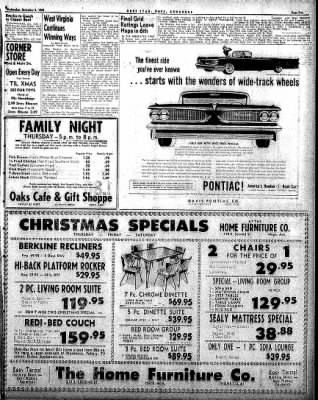 Hope Star from Hope, Arkansas on December 3, 1958 · Page 5