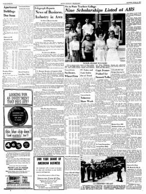 Alton Evening Telegraph from Alton, Illinois on June 10, 1963 · Page 20
