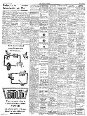 Alton Evening Telegraph from Alton, Illinois on June 11, 1963 · Page 15