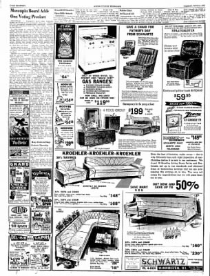 Alton Evening Telegraph from Alton, Illinois on June 11, 1963 · Page 18