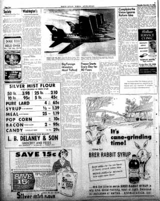 Hope Star from Hope, Arkansas on December 11, 1958 · Page 4