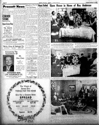 Hope Star from Hope, Arkansas on December 15, 1958 · Page 6