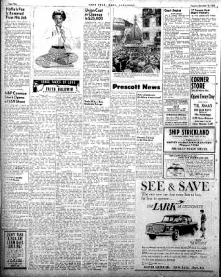 Hope Star from Hope, Arkansas on December 16, 1958 · Page 2
