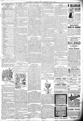 The Algona Republican from Algona, Iowa on June 17, 1896 · Page 5