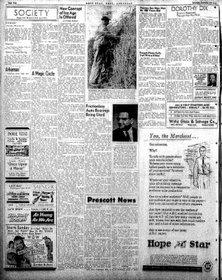 Hope Star from Hope, Arkansas on December 27, 1958 · Page 2