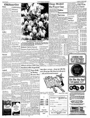 Alton Evening Telegraph from Alton, Illinois on June 18, 1963 · Page 12