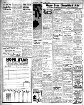 Hope Star from Hope, Arkansas on January 2, 1959 · Page 4