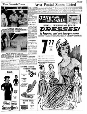 Alton Evening Telegraph from Alton, Illinois on June 20, 1963 · Page 3
