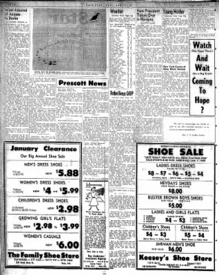 Hope Star from Hope, Arkansas on January 6, 1959 · Page 2