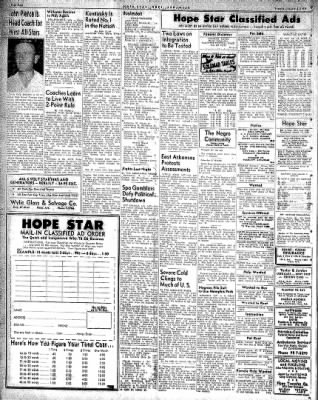 Hope Star from Hope, Arkansas on January 6, 1959 · Page 6