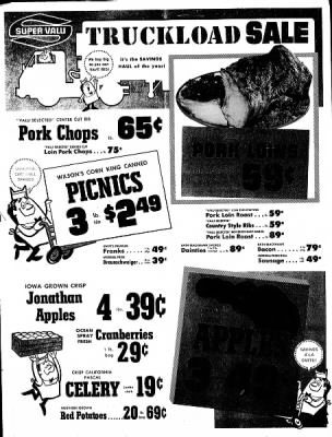 The Algona Upper Des Moines from Algona, Iowa on October 13, 1966 · Page 17