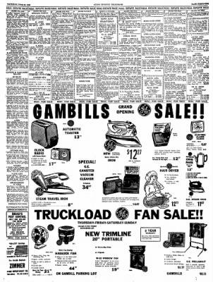 Alton Evening Telegraph from Alton, Illinois on June 20, 1963 · Page 40