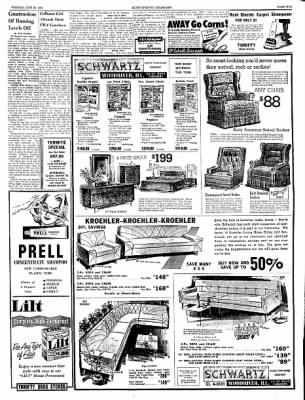 Alton Evening Telegraph from Alton, Illinois on June 25, 1963 · Page 5