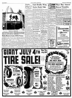 Alton Evening Telegraph from Alton, Illinois on June 26, 1963 · Page 19