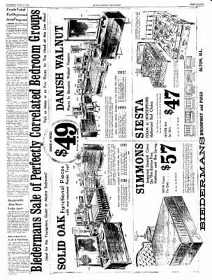 Alton Evening Telegraph from Alton, Illinois on June 27, 1963 · Page 11