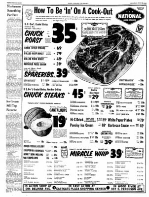 Alton Evening Telegraph from Alton, Illinois on June 27, 1963 · Page 28